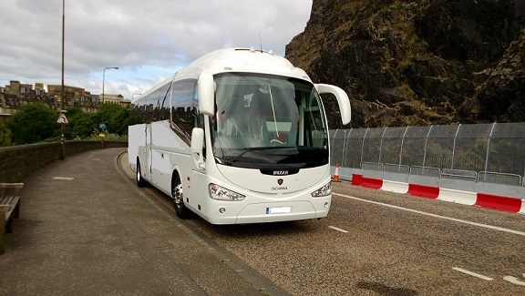 private motor coach drivers wanted